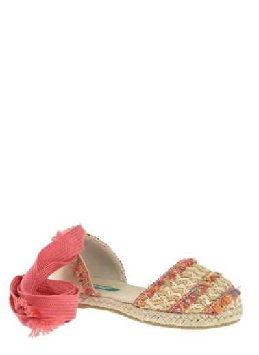 012 Benetton Ayakkabı Renksiz